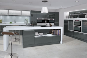 Kitchens Ultima Furniture